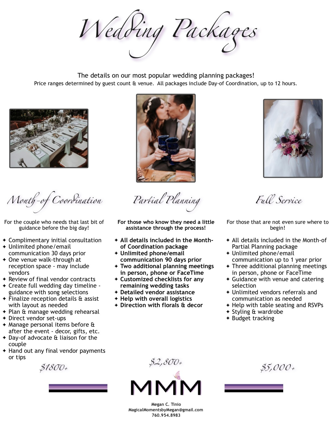 Magical Moments by Megan - Company Information Packet_4