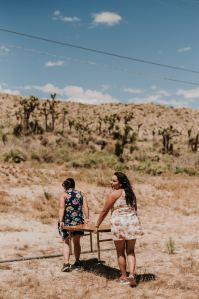 Joshua Tree Styled Shoot